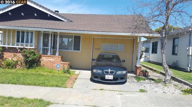 3421 Roosevelt Ave, Richmond, CA