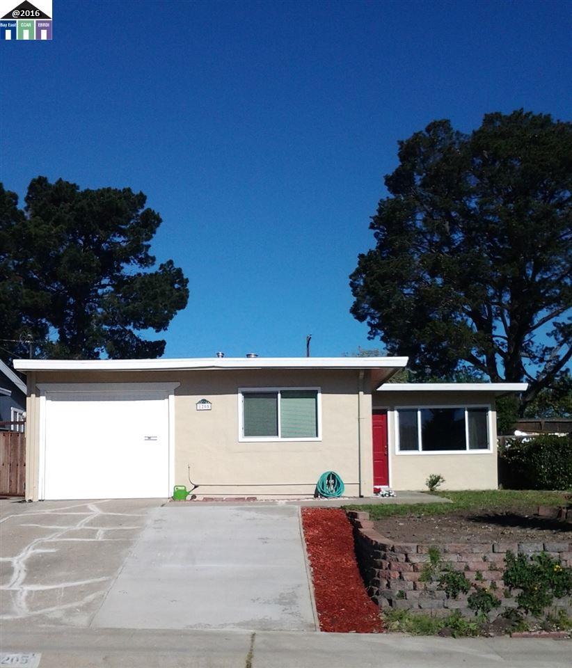 1205 Frances Rd, San Pablo, CA