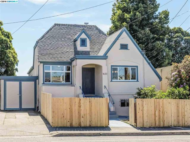 1633 Macarthur Blvd, Oakland, CA