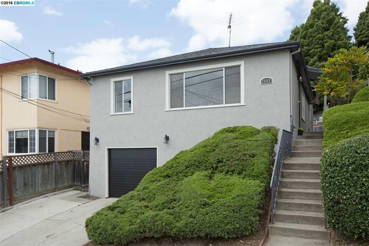2609 Monticello Ave, Oakland, CA