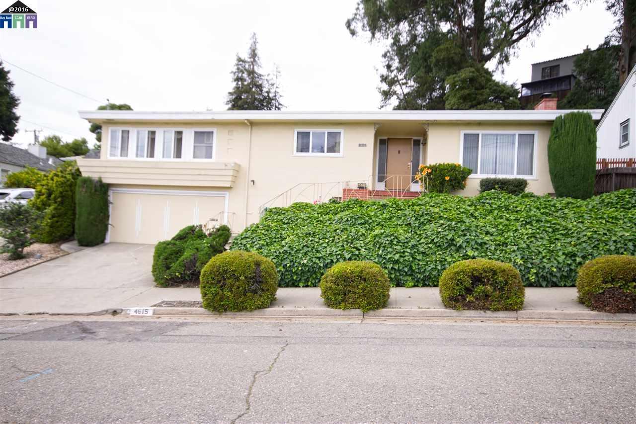 4615 Geranium Pl, Oakland, CA