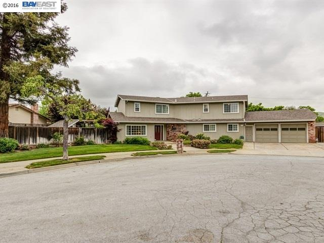 2585 Cabot Ct, Fremont, CA