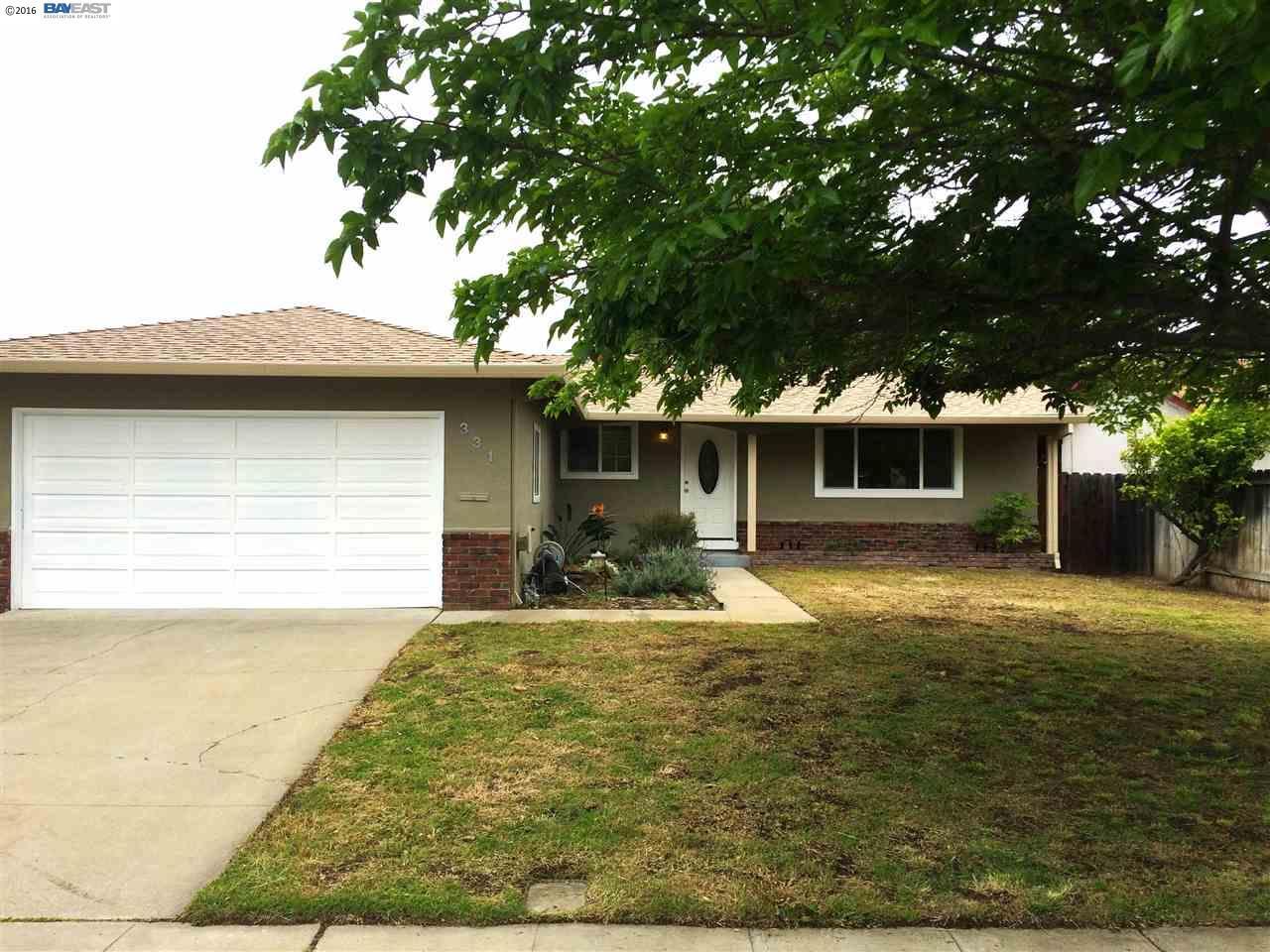 331 Edythe St, Livermore, CA