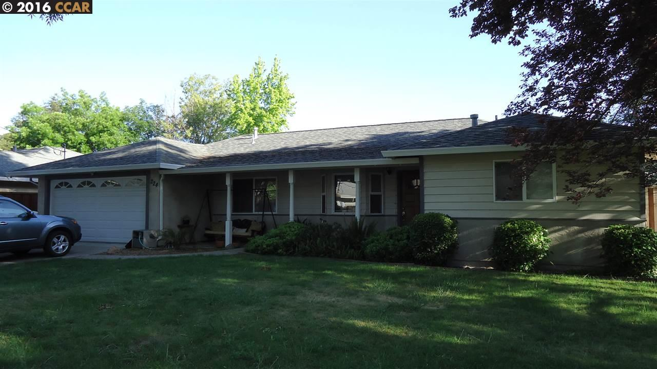 224 Evelyn Dr, Pleasant Hill, CA