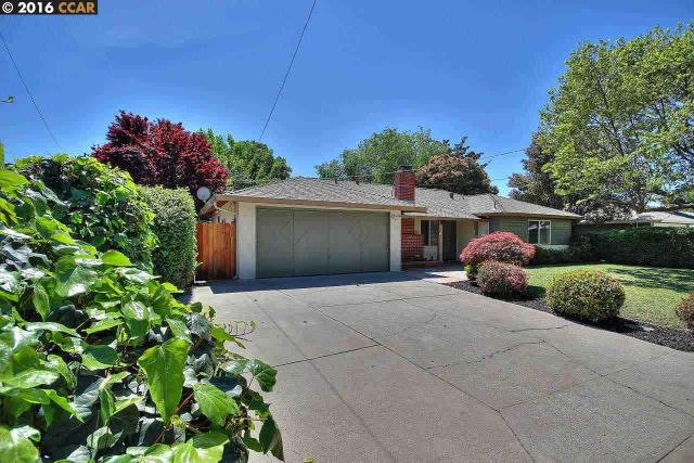 95 Cynthia Dr, Pleasant Hill CA 94523