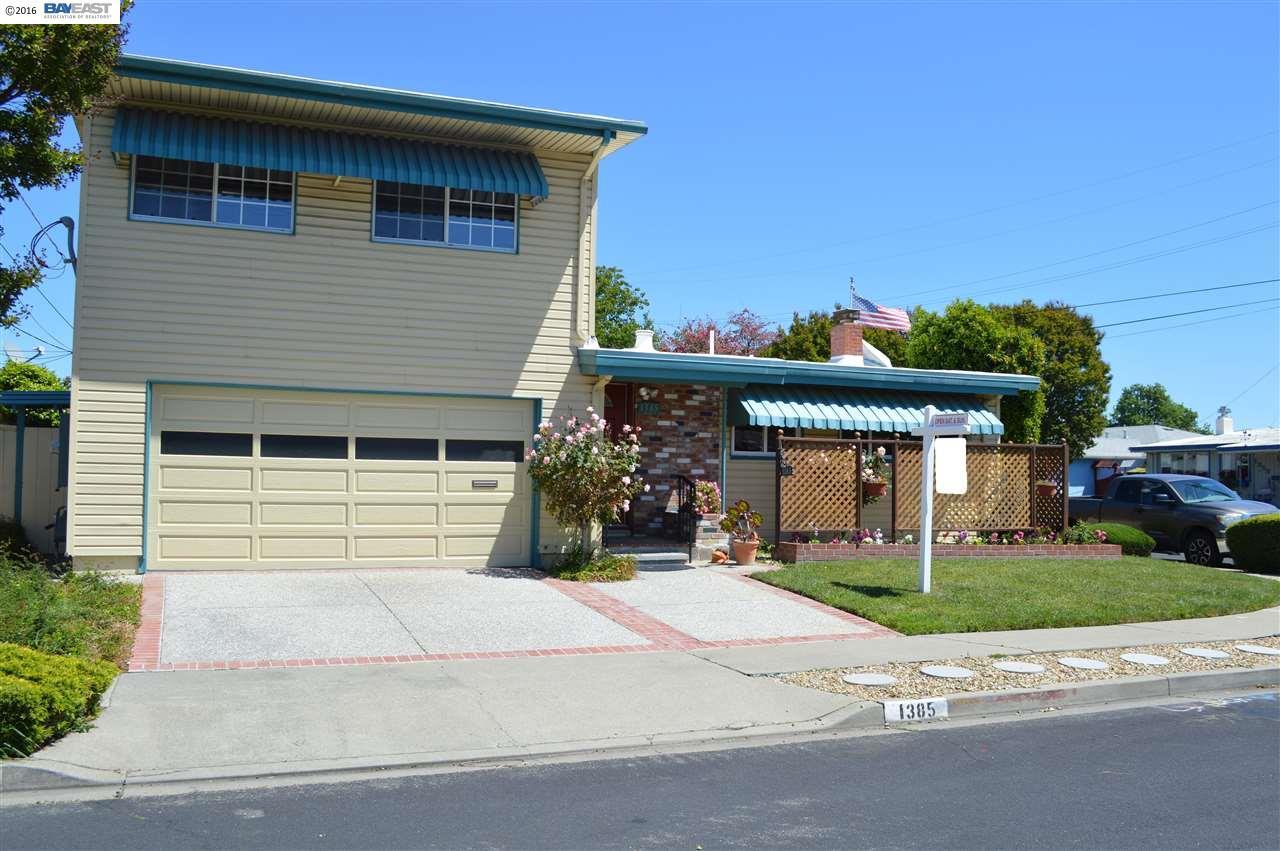 1385 Sangamore St, Hayward, CA