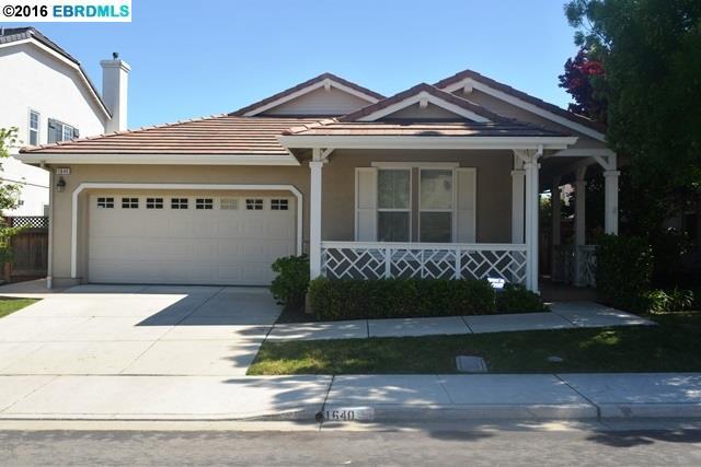 1640 Marina Way, Brentwood CA 94513