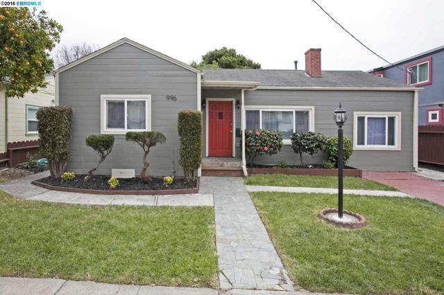 996 Virginia St, Berkeley CA 94710