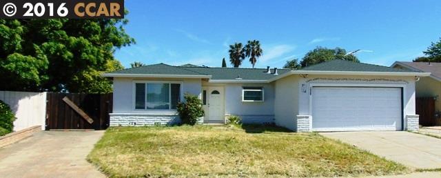 1525 Daisy Way, Antioch, CA
