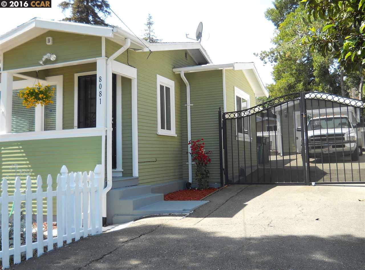 8081 Earl St, Oakland, CA
