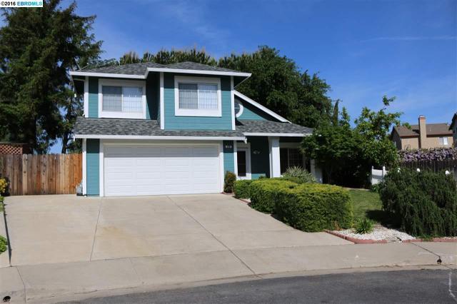 320 Helena Ct, Oakley, CA