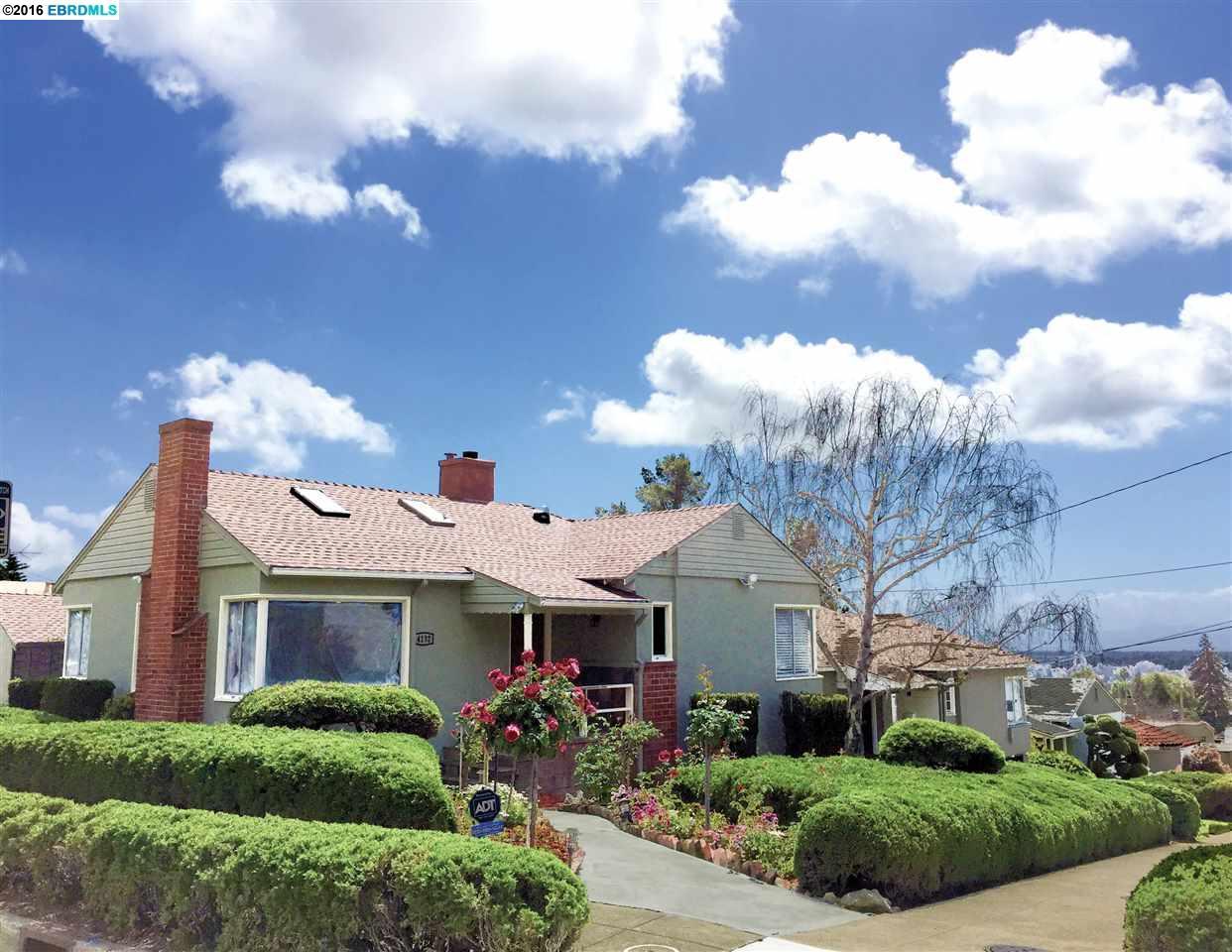 4132 Maple Ave, Oakland, CA