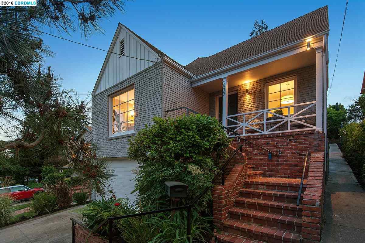 637 Boulevard Way, Oakland, CA