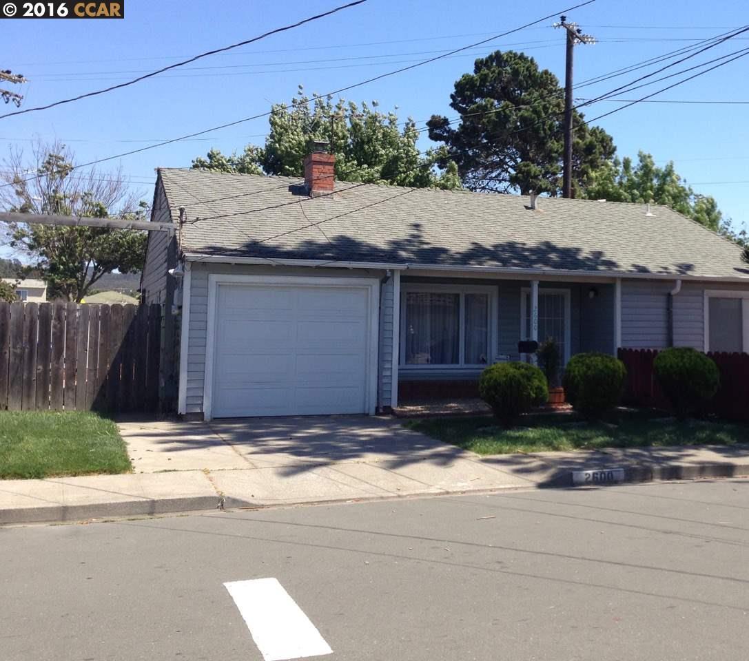 2600 19th St, San Pablo, CA