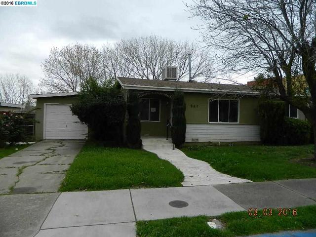 967 Carpino Ave, Pittsburg, CA