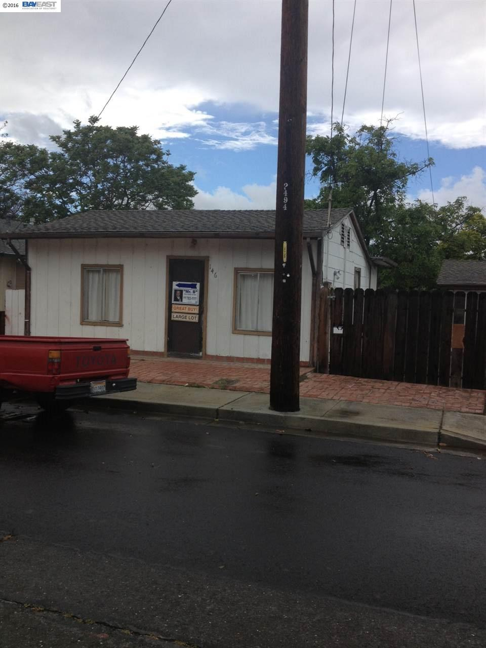 146 Sycamore, Fremont, CA