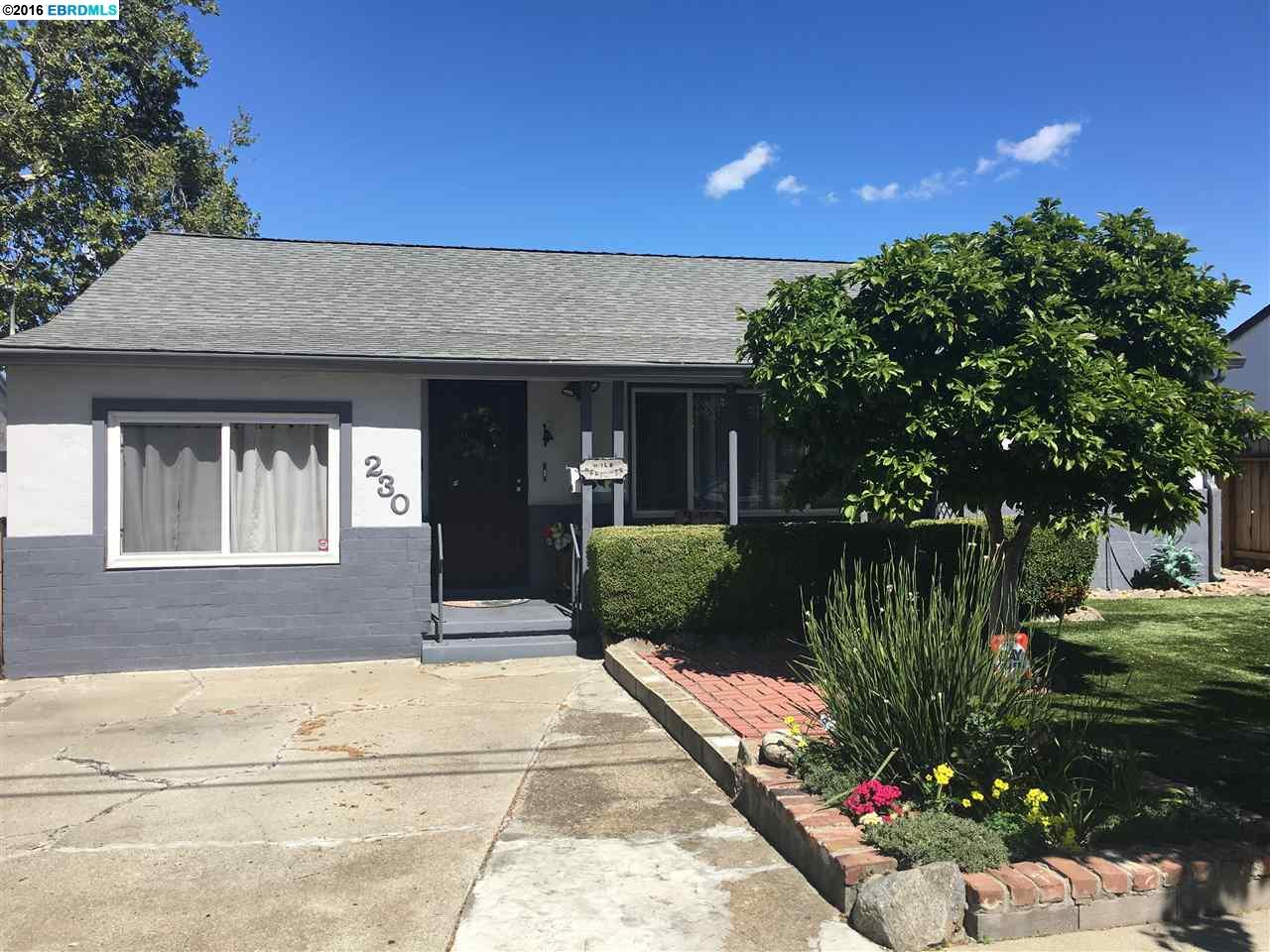 230 William Reed Dr, Antioch, CA