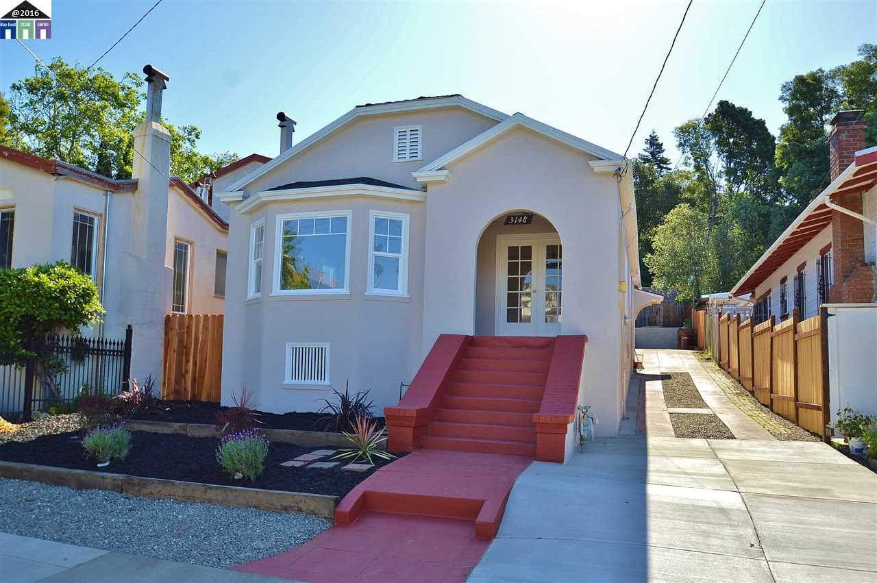 3148 Champion St, Oakland, CA