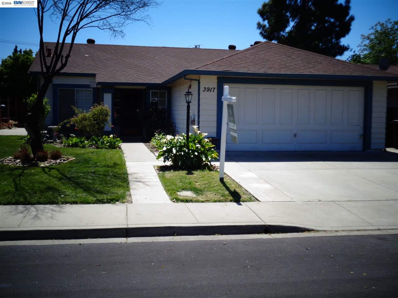 3917 Silver Oaks Way, Livermore, CA
