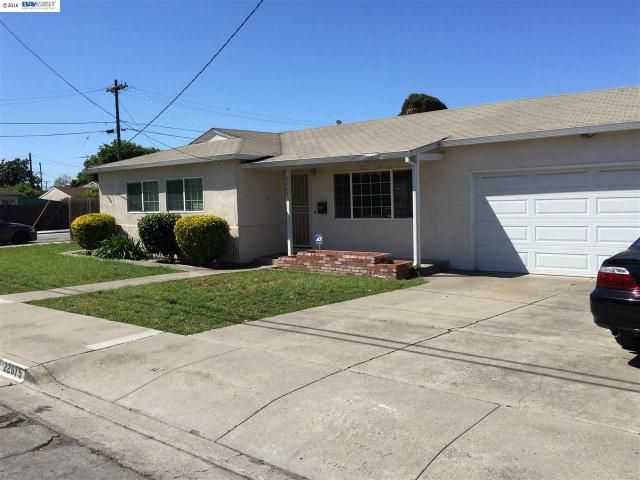 22875 Alice St, Hayward CA 94541