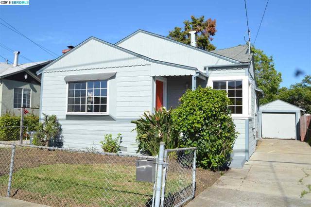 1624 Oriole Ave, San Leandro CA 94578