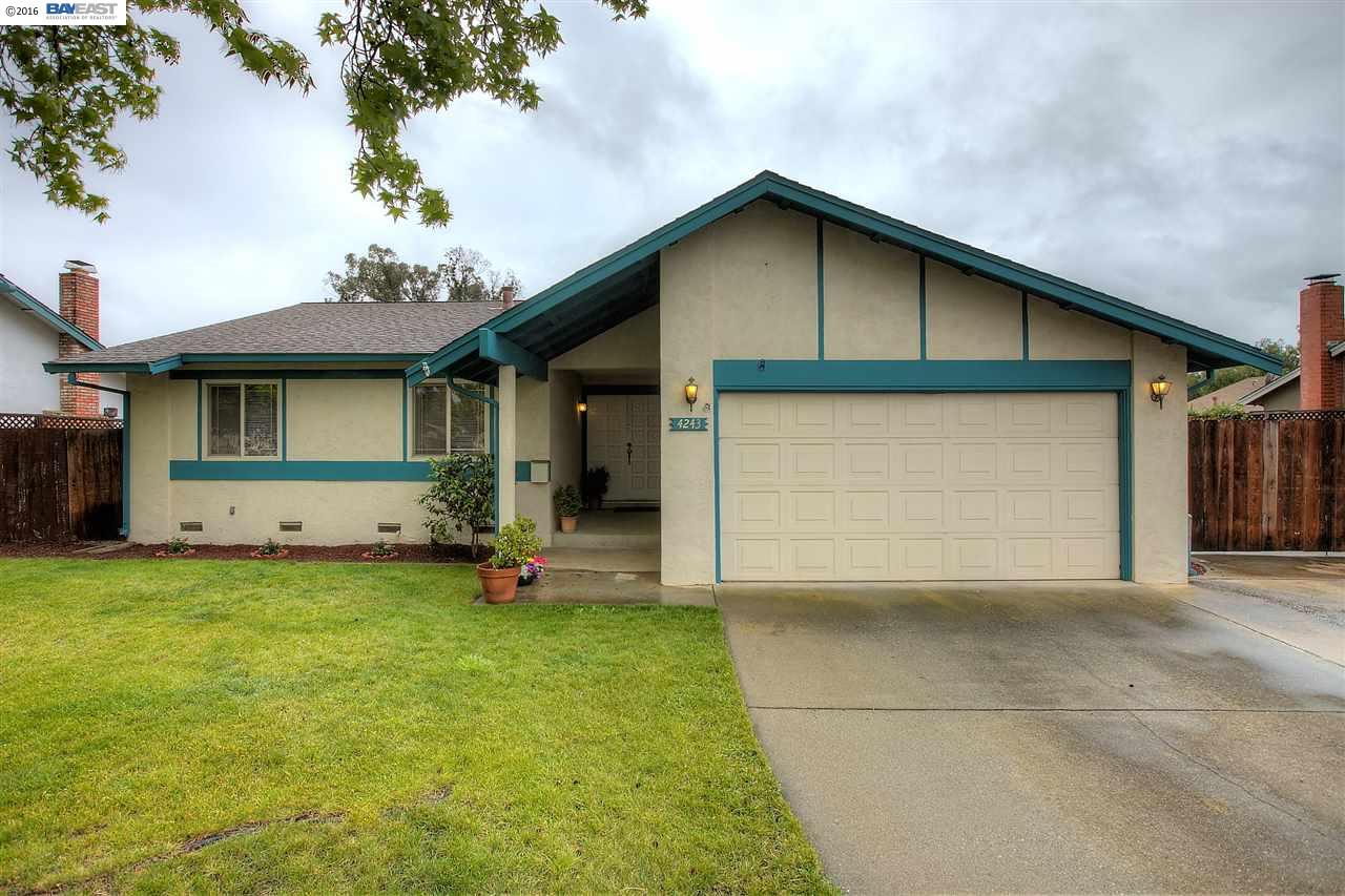 4243 Guilford Ave, Livermore, CA