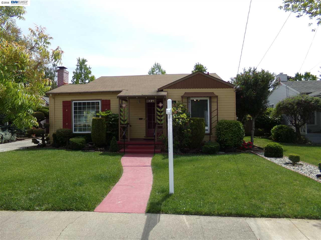 339 Covington St, Oakland, CA