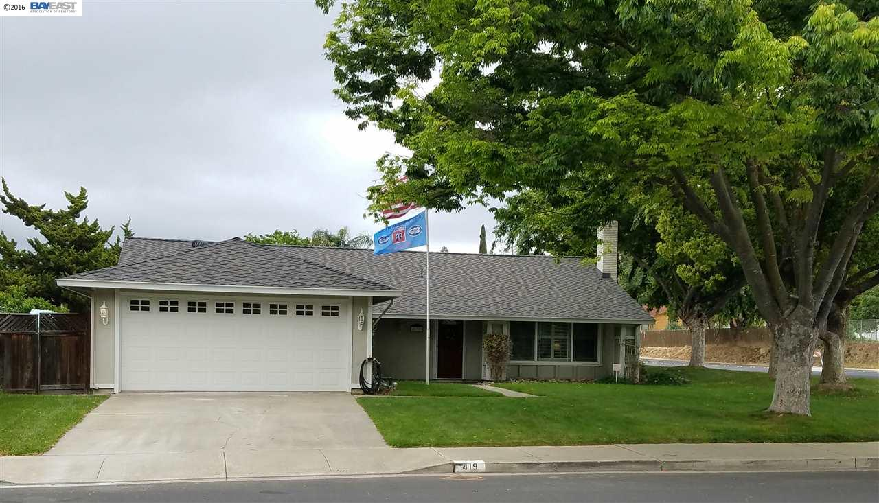419 Tanager Rd, Livermore, CA