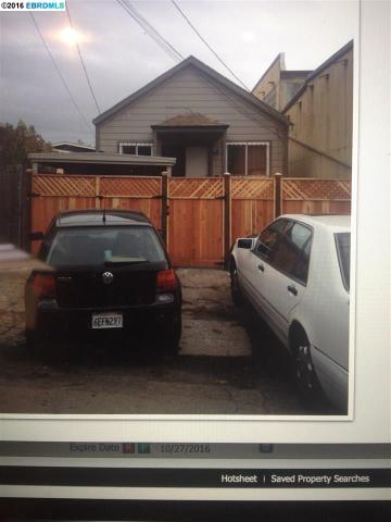 2720 Union, Oakland, CA
