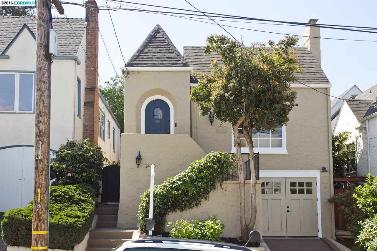 1415 Allman St, Oakland, CA
