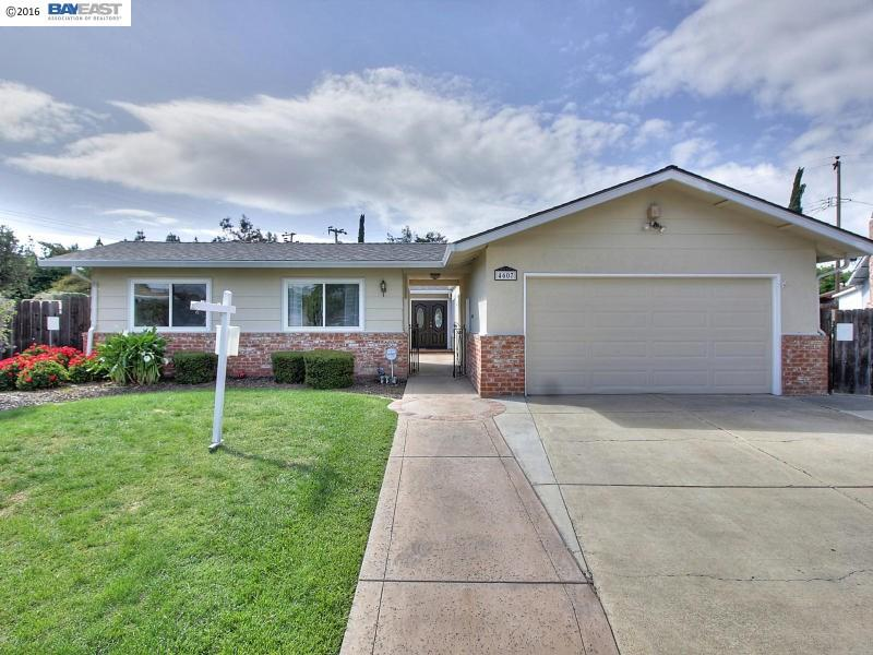 4607 Montecarlo Park Ct, Fremont, CA