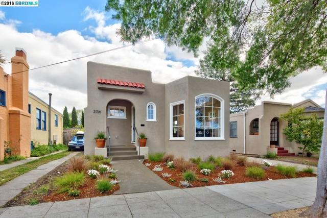 2136 Oregon St, Berkeley CA 94705