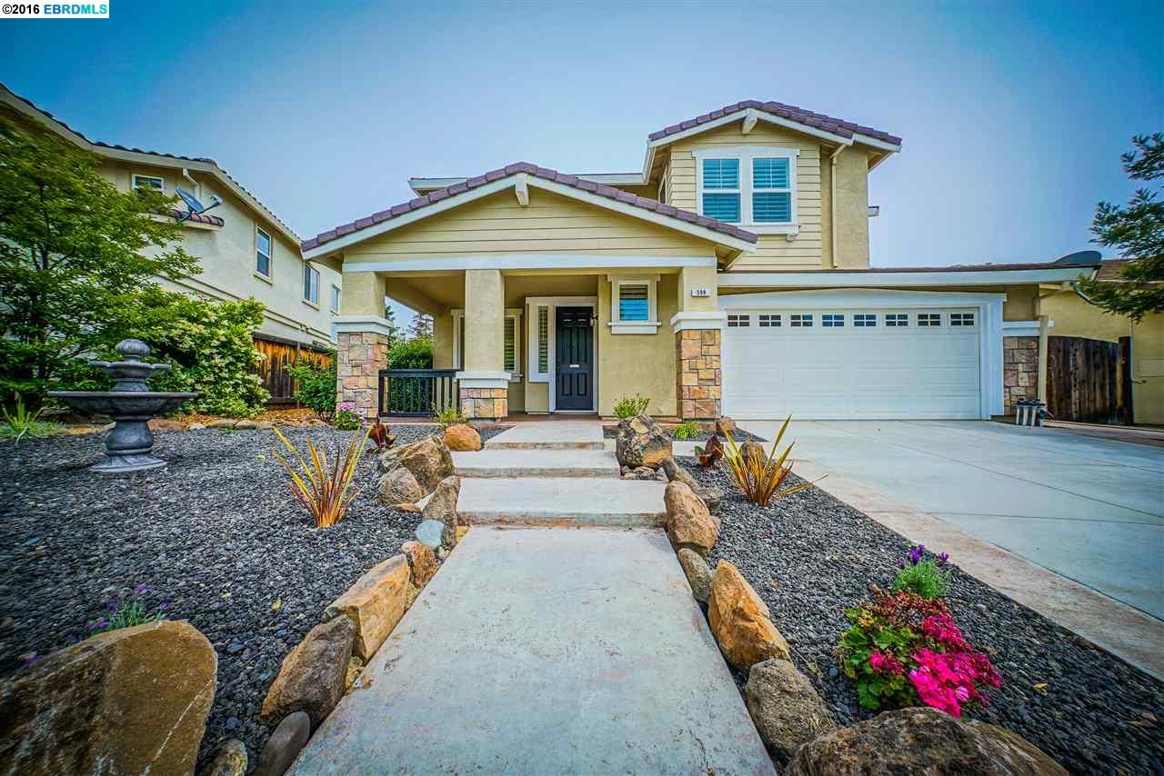 598 Pearson Dr, Brentwood, CA