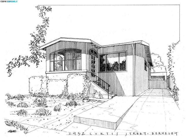 2432 Curtis St, Berkeley CA 94702