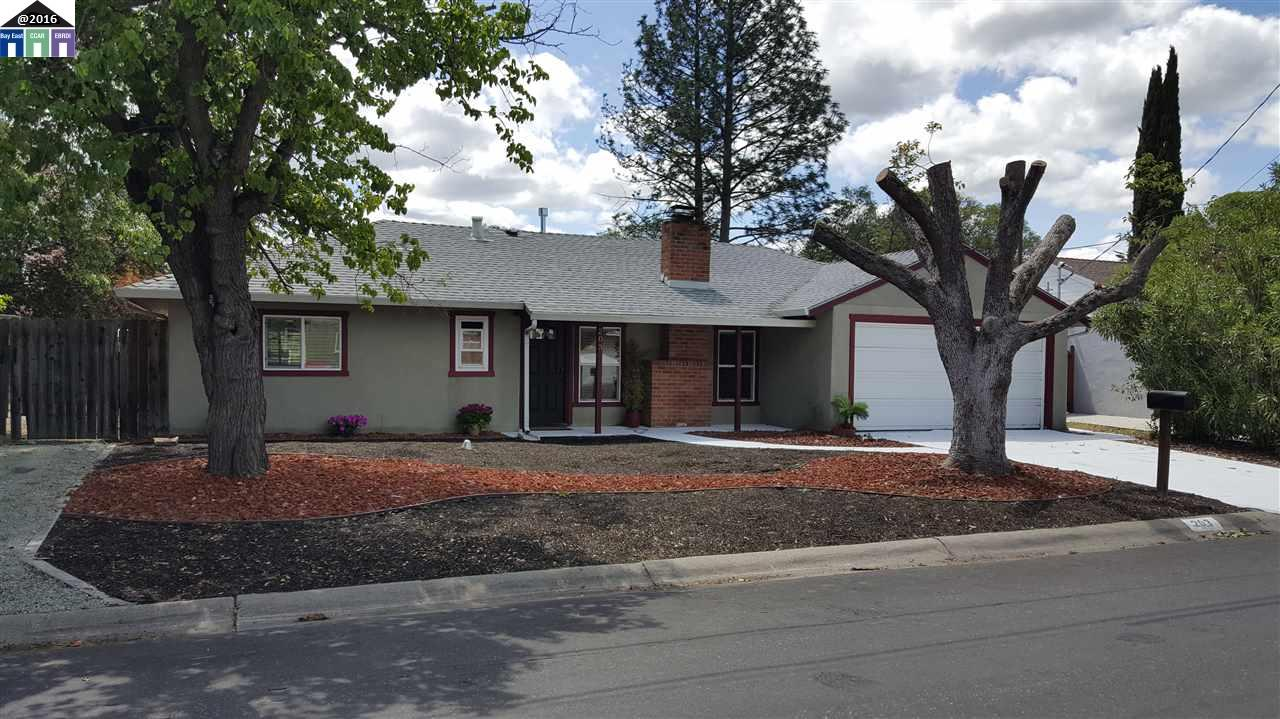 203 Hazel Dr, Pleasant Hill, CA
