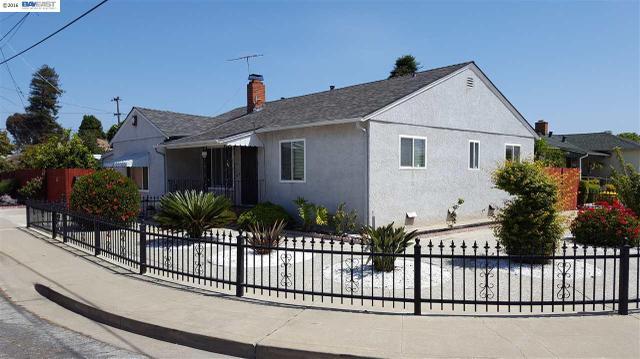14832 Harold Ave, San Leandro CA 94578