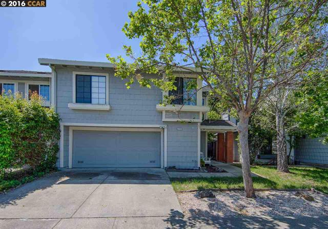2168 Westward Pl, Martinez CA 94553