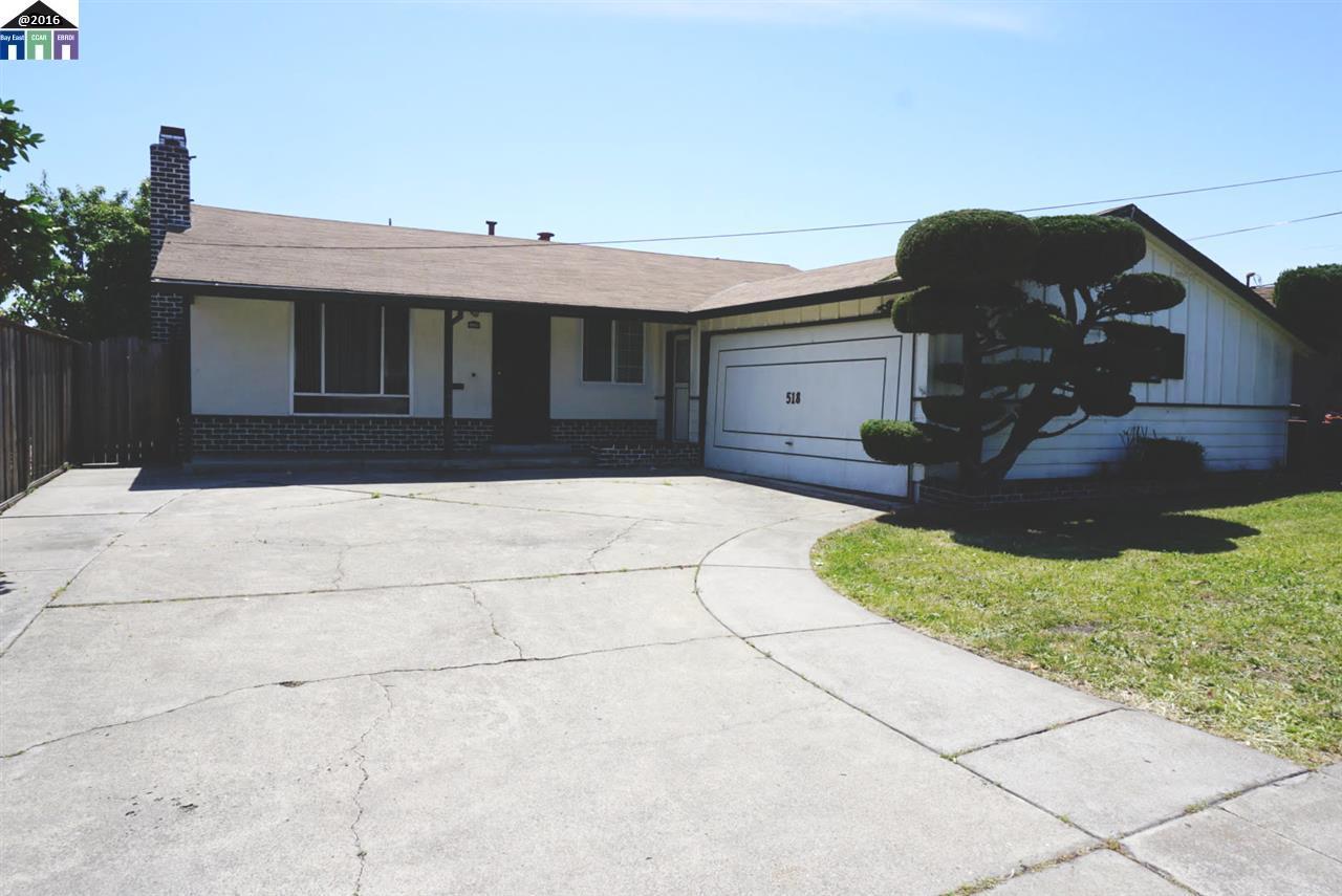 518 Banbury St, Hayward, CA