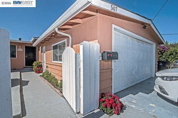 507 Carmar St, Hayward, CA
