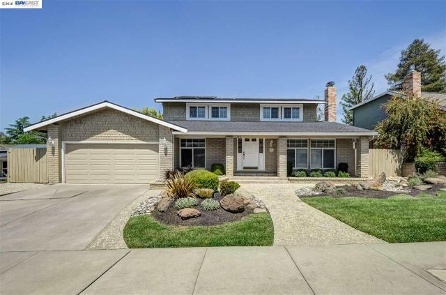 1193 Vintner Way, Pleasanton CA 94566