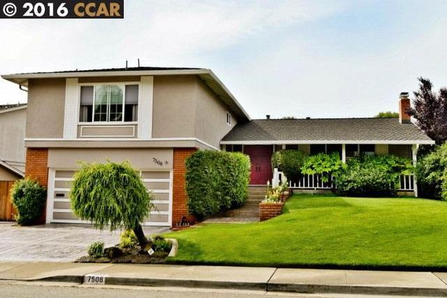 7508 Hillsdale Dr, Pleasanton CA 94588