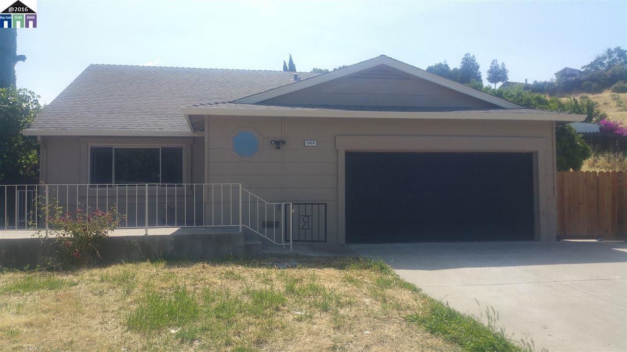 3414 Heather Ct, Antioch, CA