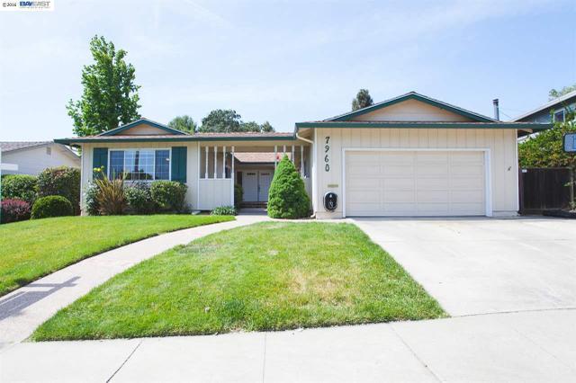 7960 Driftwood Way, Pleasanton CA 94588