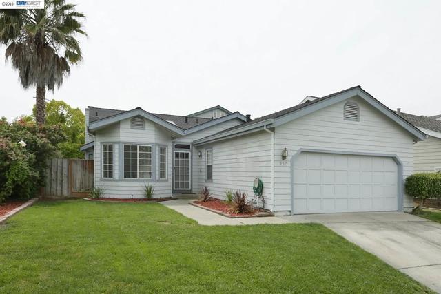 950 Clinton Pl, Pleasanton CA 94566