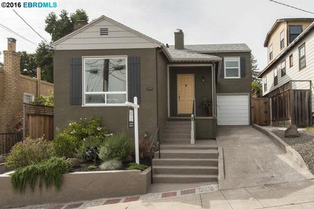 4001 Barner Ave, Oakland, CA