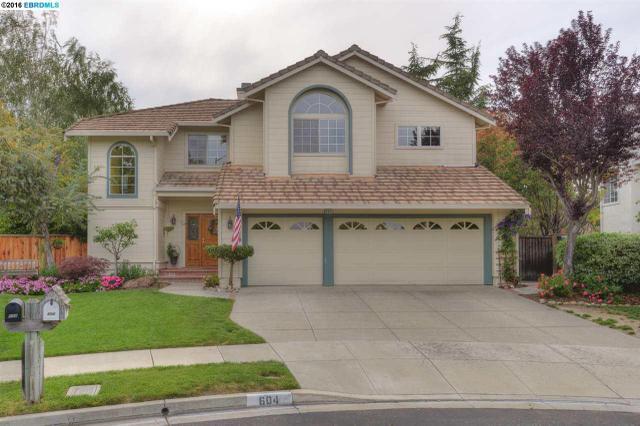 604 Amberwood Way, Livermore, CA