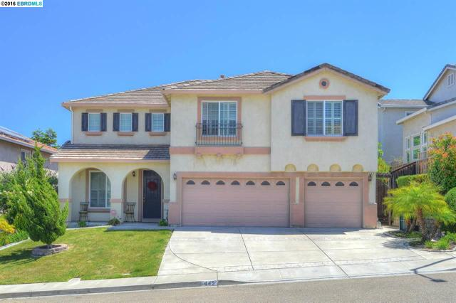 449 Windwood Dr, Bay Point CA 94565