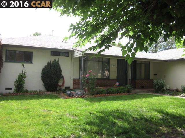 3212 Fitzpatrick Dr, Concord CA 94519