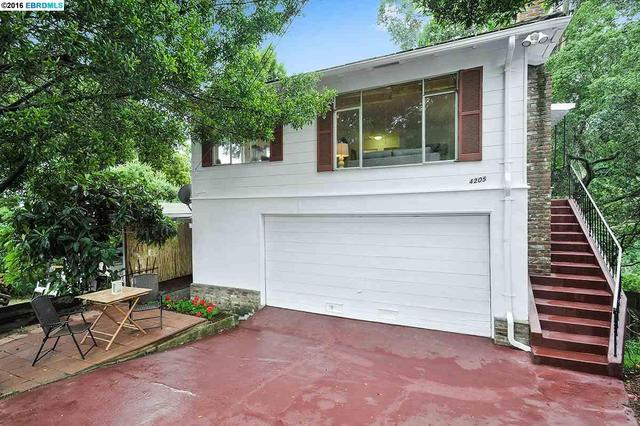 4205 Knoll Ave, Oakland, CA