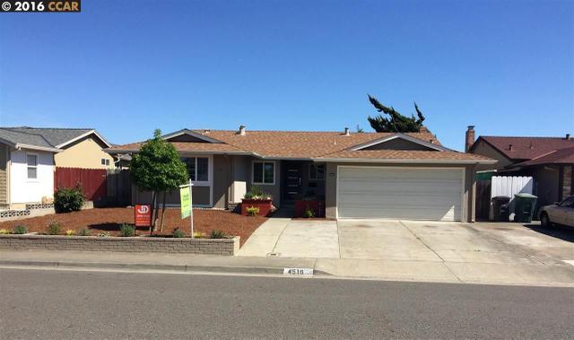 4516 Sandra Ct, Union City, CA